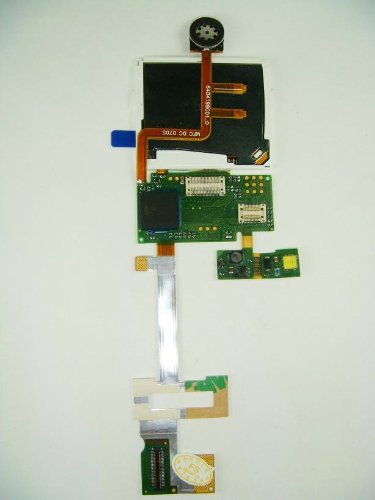 LCD Boost Mobile/ Nextel I860 (Front with Flex Cable) - Iden Nextel Boost