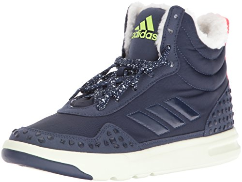 adidas Performance Women's Irana Cross-Trainer Shoe, Night Indigo/White Vapor/Flash Red, 8.5 M US (Adidas Cross Trainer)