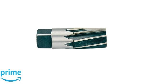 HHIP 5801-0125 1//8 x 3//8 2 Flute High Speed Steel Single End Center Cut End Mill