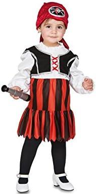 Fyasa Disfraz de Pirata 706480-TBB, bebé o niña pequeña, Talla ...
