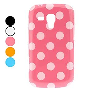 get Stylish Dots Pattern Soft Case for Samsung Galaxy Trend Duos S7562 (Assorted Colors) , Orange