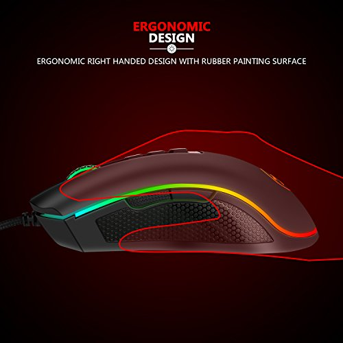 Redragon COBRA M711 Wired Optical Mouse