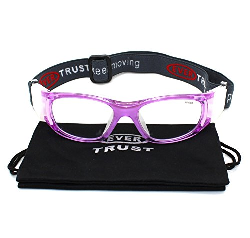 9971bc1bd0 EVERSPORT Kids Sports Goggles Safety Protective Basketball Glasses ...