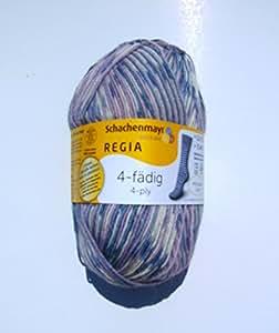100gr. Metropole Color Fb. 4487, 4de lana, 2015, Calcetín lana)