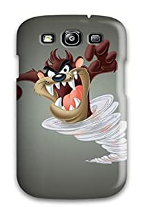 Premium Protection Tasmanian Devil Case Cover For Galaxy S3- Retail Packaging
