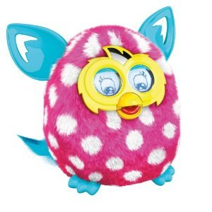 Parallel Dot - Furby ( Furby ) Boom figure doll (Polka Dots) toys ( parallel import )