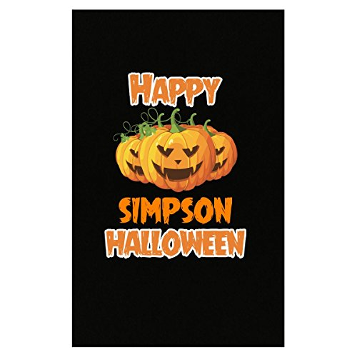 Prints Express Happy Simpson Halloween Great Personalized Gift for Halloween - Poster
