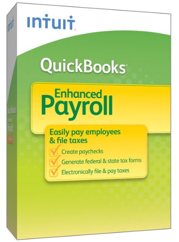 QuickBooks Enhanced Payroll 2011 - [Old Version]