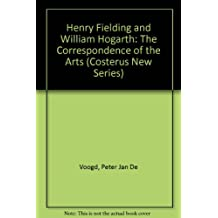 Henry Fielding and William Hogarth: The Correspondences of the Arts