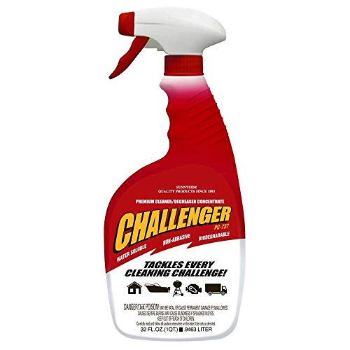 - Sunnyside Challenger Degreaser Quart Trigger Spray, 73732