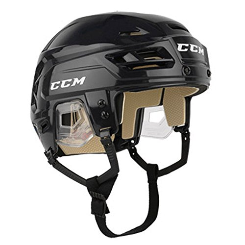 Ccm Tacks 110 Sr Resistance Hockey Helmet BLACK M (Ice Ccm Helmet Hockey)