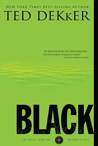 """""""#1 Black 5th Anniversary Edition (The Circle)"""" av Ted Dekker"""