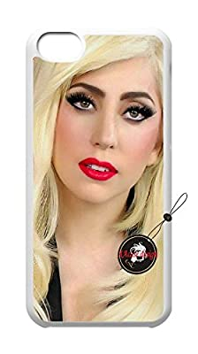 AACase Iphone 5c Case, Lady gaga Case, Cute Iphone 5c Case, Unique Iphone 5c Case