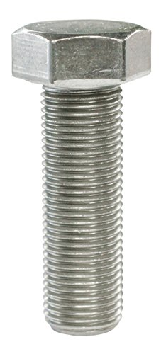 (1pc) BelMetric M16X1.5X50 A2-70 Stainless Steel Corrosion Resistant Metric Fine Threaded Hex Tap Bolts DIN 961 for Automobiles, Motorcycles and Watercraft, Washers Included BR16X1.5X50SS from BelMetric