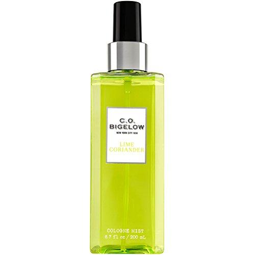 C.O. Bigelow Lime Coriander Cologne Spray 6.7 Oz.