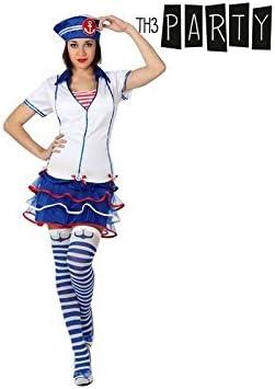 Disfraz para Adultos Th3 Party Marinera: Amazon.es: Hogar