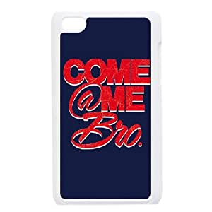 iPod Touch 4 Case White Come At Me BNY_6817083
