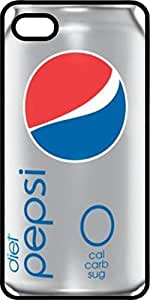 Diet Pepsi Zero Soda Can Tinted Rubber Case for Apple iPhone 5 or iPhone 5s