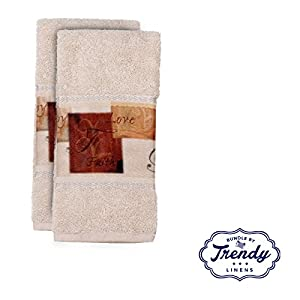 Amazon.com: Tranquility Finger Tip Towels