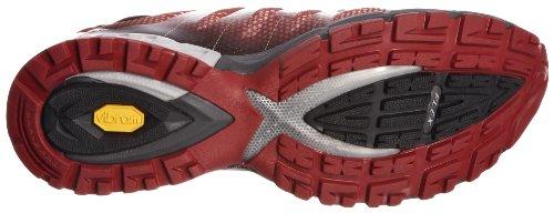 Hi-Tec V-Lite Infinity HPI - Zapatillas de deporte para hombre Rojo (Red/Black/Silver)