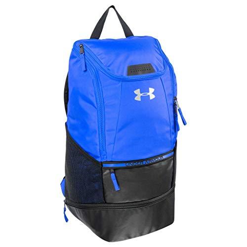 Under Armour Striker2 Soccer Backpack, ROYAL BLUE , Large