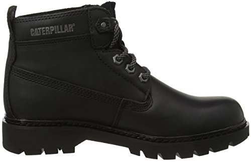 Bottes Womens Caterpillar Solid Black Melody Femme Noir U5qp7pw
