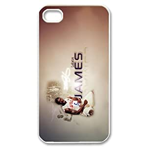 Generic Cell Phone Cases For Iphone 4 4S Cell Phone Design With 2015 NBA #23 Lebron James niy-hc813643 Kimberly Kurzendoerfer