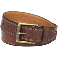 Levi's Men's Casual Jean Belt with Roller Buckle