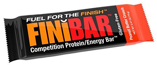 FinibarTM Competition Bar - Peanut Butter Crunch - 12 (70 g)
