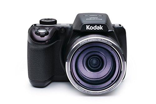 Kodak PIXPRO AZ501 16.15-Megapixel Digital Camera - Black