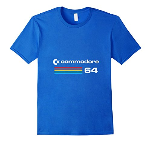 Men's or Women's Commodore 64 T-Shirt in five colours
