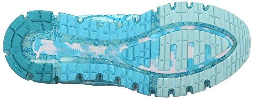 Quantum ASICS Shoe Running Gel Women's Turquoise Splash Aqua 360 Tile Blue EwwqR7