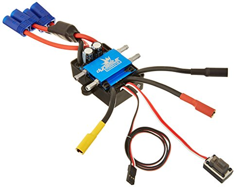 Price comparison product image Dynamite 120A Brushless Marine ESC 2-6S Vehicle Part