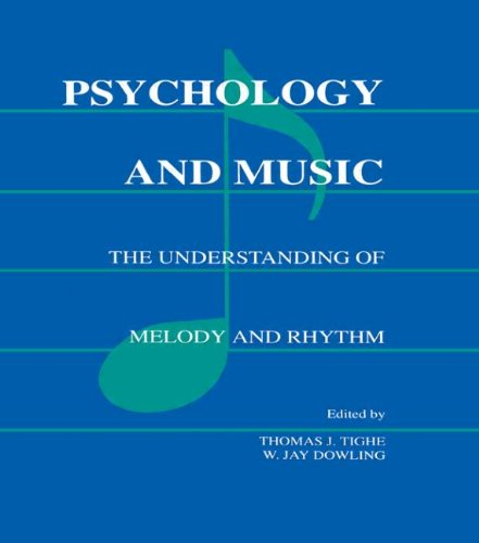 Psychology and Music: The Understanding of Melody and Rhythm