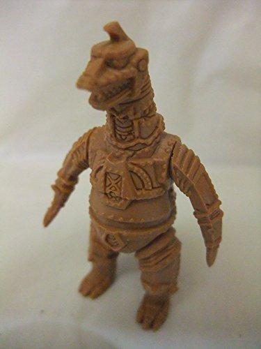 Super realistic Godzilla Mechagodzilla (light brown color) single item made 1993 Gashapon ... (Super Mechagodzilla compare prices)