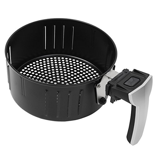 XtremepowerUS Liter 1500 Watts Electric Fryer Cooker with Cooking