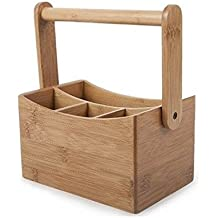 Wooden Cutlery Caddy