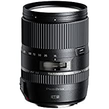 Tamron 16-300mm F/3.5-6.3  Di-II VC PZD All-In-One Zoom Lens for Canon APS-C Digital SLR Cameras (6 Year Limited USA Warranty)