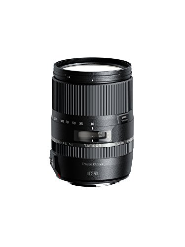 Tamron AFB016S700 16-300 F/3.5 6.3 Di II VC PZD Macro 16-300mm Interchangeable Lens for Sony Alpha (A-mount) DSLR Cameras (Tamron Lenses 70 200mm F 2-8 Vc)