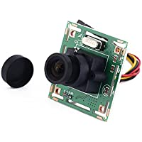 YKS HD 700TVL Sony CMOS Mini CCTV Security FPV PCB Board Camera for RC Quadcopter
