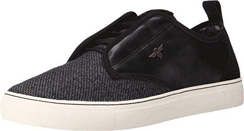 Creative Recreation Men's Lacava Fashion Sneaker, Black Vintage, 13 M US