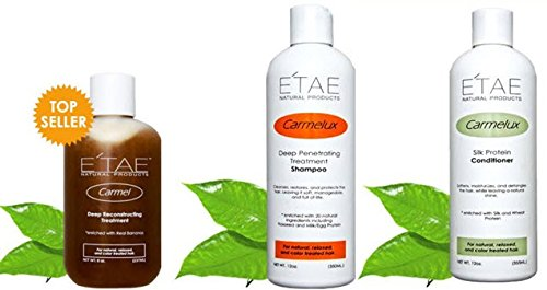 (E'tae Top Selling Shampoo, Conditioner, & Treatment)