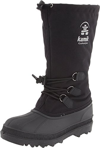 - Kamik Men's Canuck Cold Weather Boot,Black,9 M US