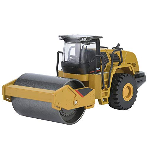 VGEBY1 Articulated Dump Truck, 1:50 Alloy Road Roller Construction Vehicles Model Engineering Car Toy