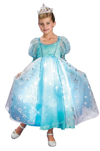 Twinklers Twinkle Princess Costume (Small) (Disney Princess Girls Cinderella Classic Costume)