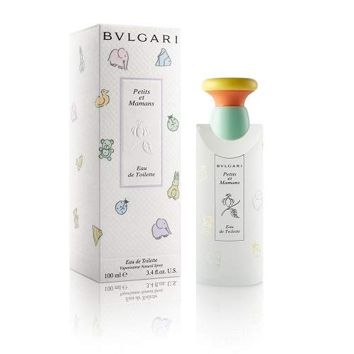 Bvlgari Deodorant Eau De Toilette - Petits Et Mamans By Bvlgari For Women. Eau De Toilette Spray, 3.4 Ounces