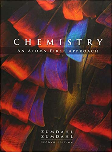 Chemistry: An Atoms First Approach: Steven S  Zumdahl, Susan