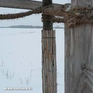 Videx de invierno,–Estera de juncos naturales cañas