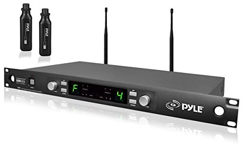 PYLE PDWM3450 Wireless Microphone System