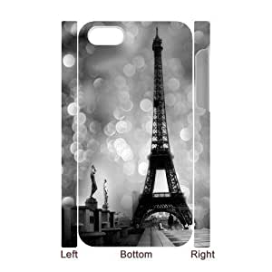 Paris Tower Print 3D-Printed ZLB531365 Personalized 3D Phone Case for Iphone 4,4S by Maris's Diary